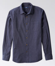 Lewis Overdyed Long Sleeve Shirt