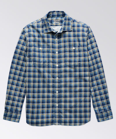 Marlan Summer Flannel Long Sleeve Shirt