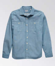Marlan Woven Long Sleeve Workshirt