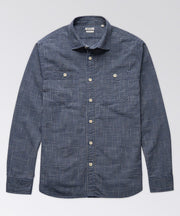 Marlan Indigo Workshirt