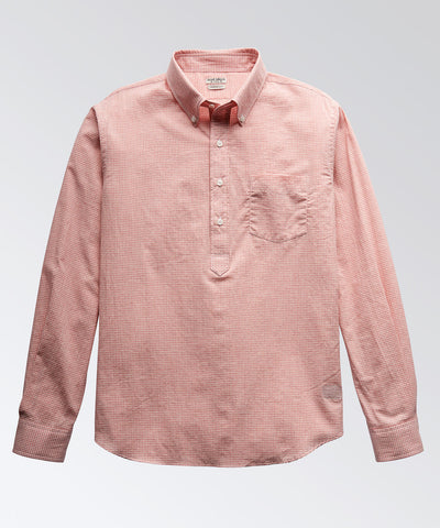 Warren Long Sleeve Popover