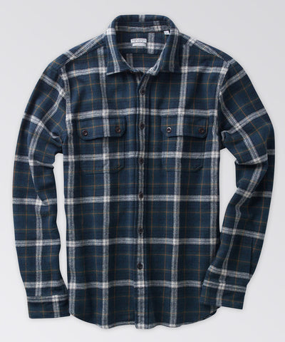 Keystone Long Sleeve Overshirt