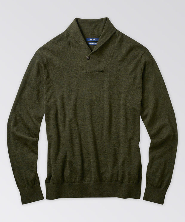 Rogers Shawl Popover Sweater