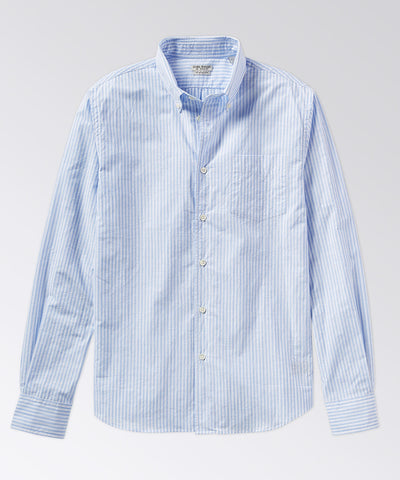 Excella Selvedge Long Sleeve Shirt