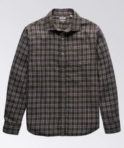 Excella Long Sleeve Plaid Shirt