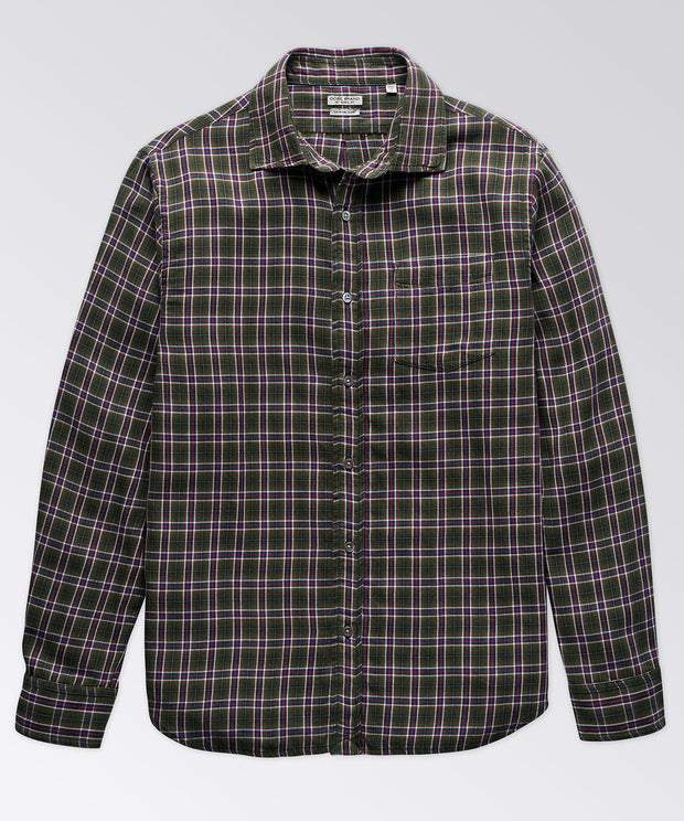 Excella Plaid Shirt