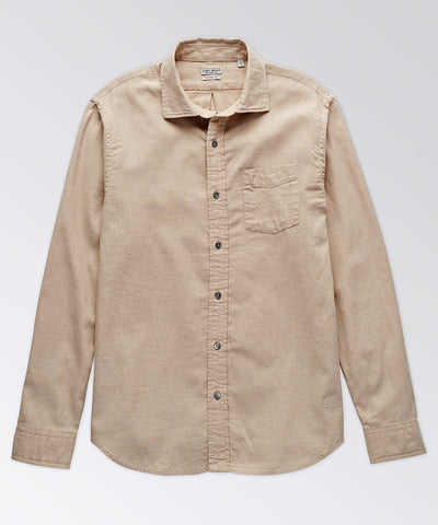 Excella Brushed Heather Twill Shirt