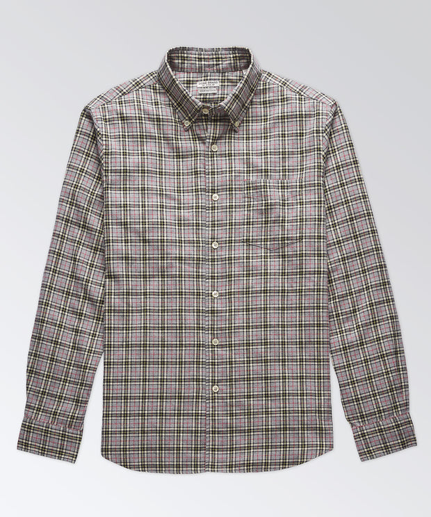 Excella Long Sleeve Twill Shirt