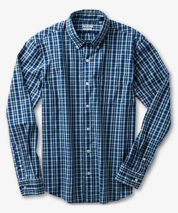 Riley Long Sleeve Button-Down Shirt