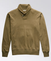 Tradd Shawl Collar Sweater