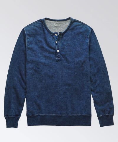 Liberty Long Sleeve Henley Shirt
