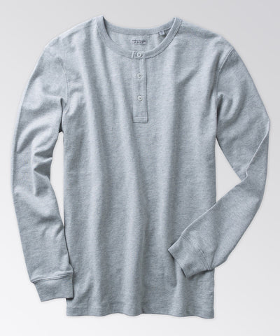 Linguard Long Sleeve Henley Shirt