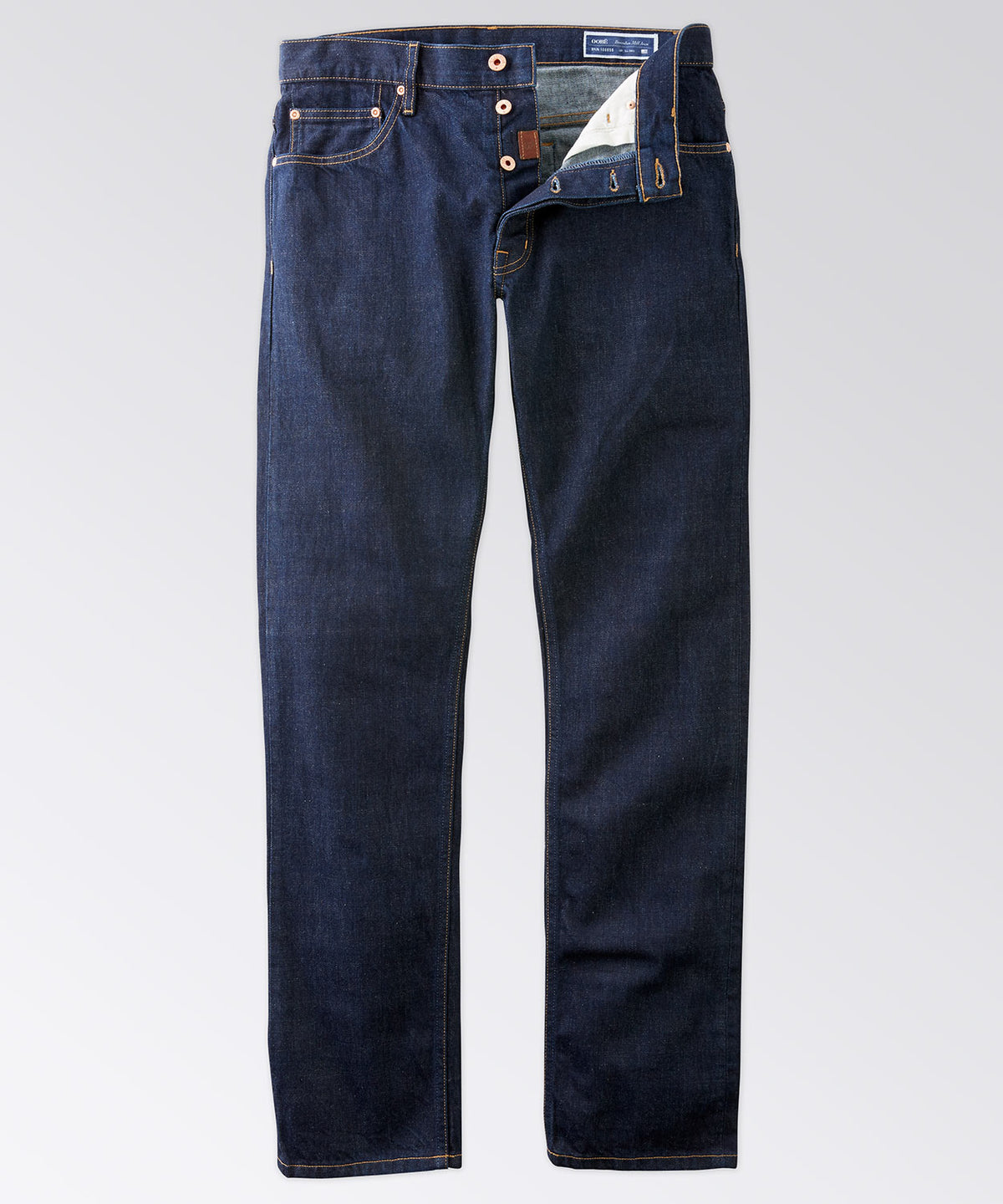 Brandon Mill Selvedge Denim Jean
