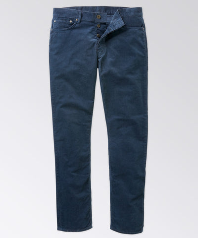 Brandon Cord 5-Pocket Pant