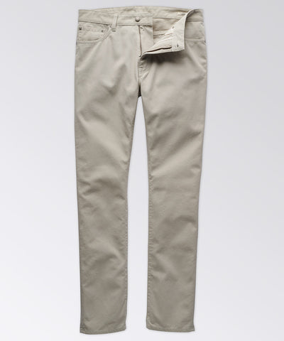 Cooper 5-Pocket Twill Pant