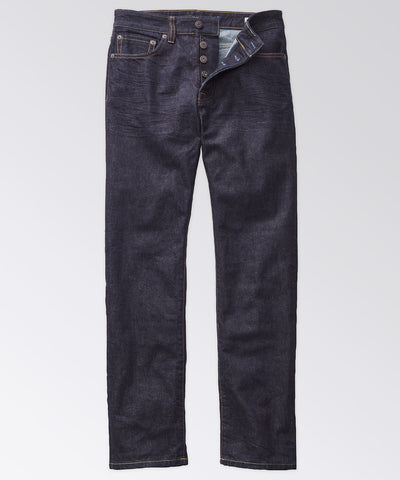 Cooper 5-Pocket Dark Rinse Jean