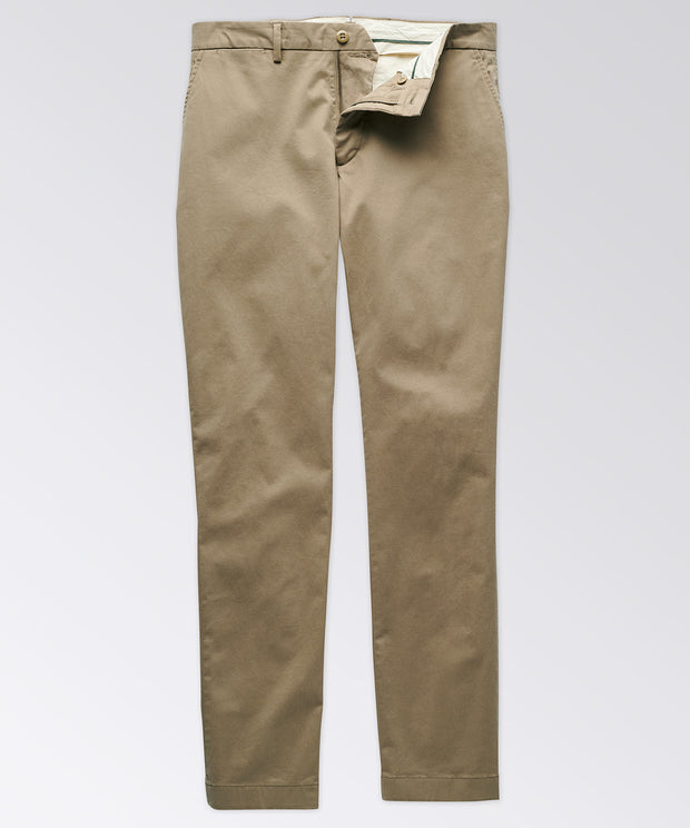 Tapered Allston Cotton-Lycra Pant
