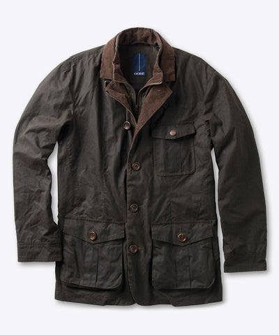 Woodside Waxed Jacket