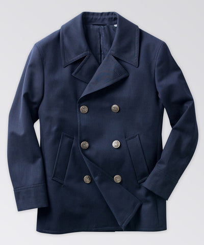 Battery Street Peacoat