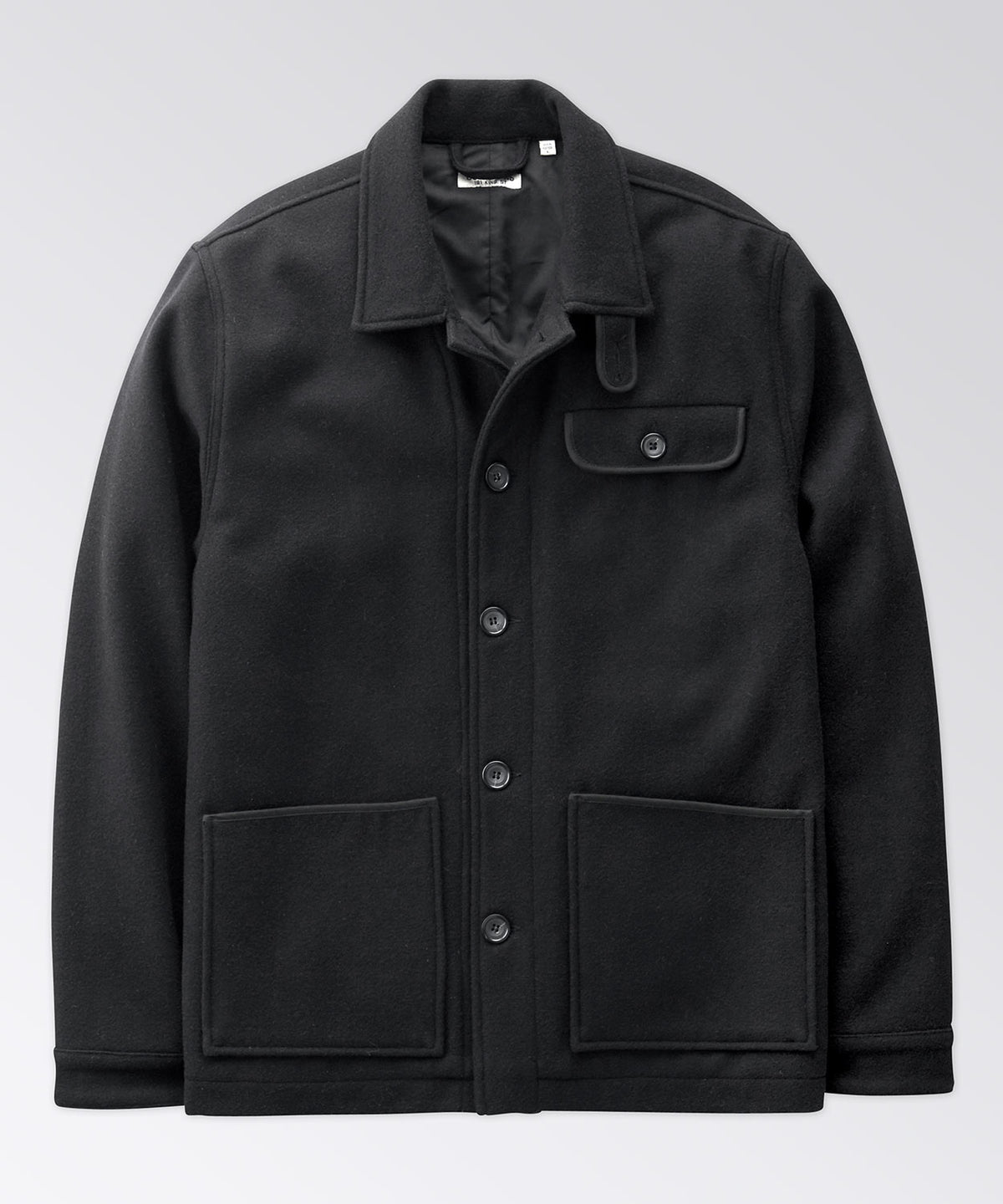 Melton Deck Jacket