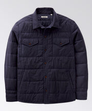 CHL Quilted Overshirt