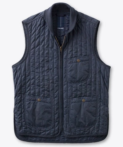 Trade Street Quilted Vest