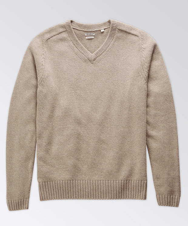 Dresdon V-Neck Sweater