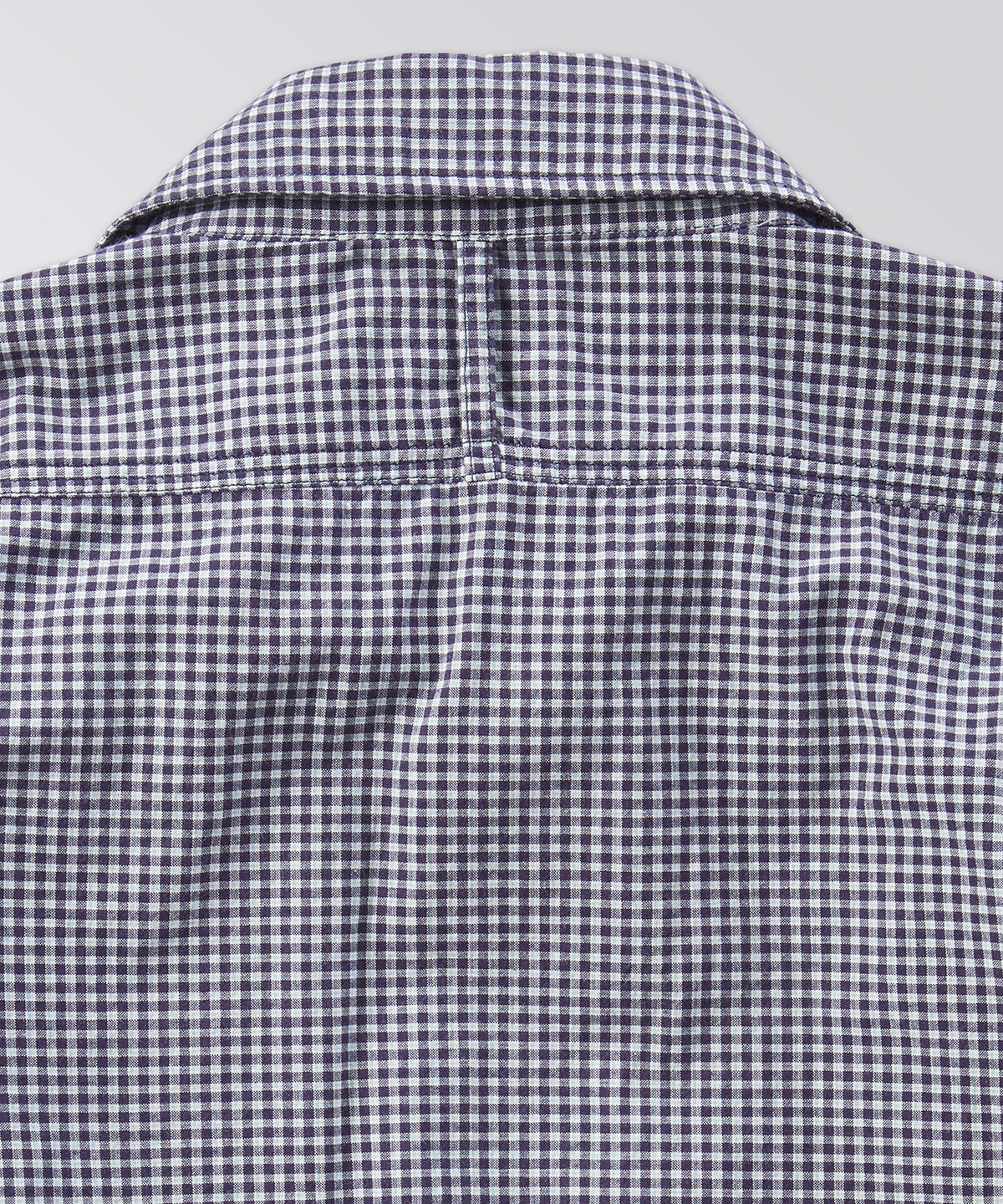Marlan Check Workshirt - Blue/White