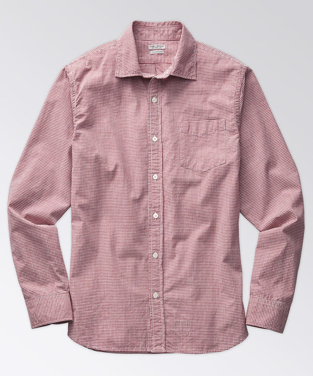Excella Micro Check Shirt