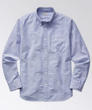 King Street Solid Oxford Shirt