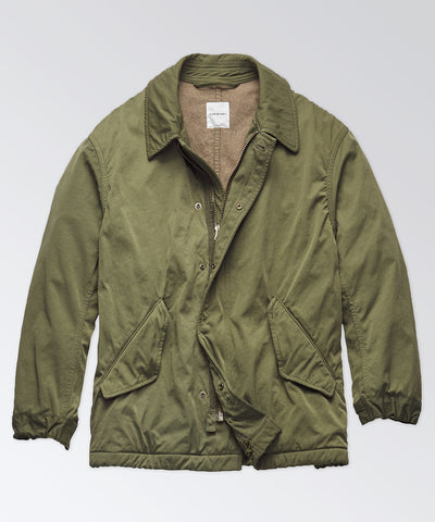 Sage De Cret Field Jacket