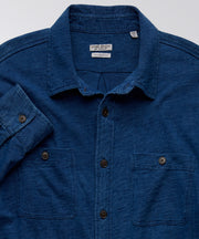 Ashley Indigo Workshirt
