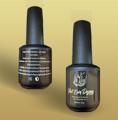 Nail Envy Designs Bonder(uv light needed)