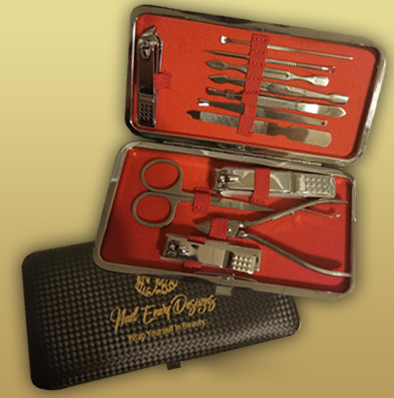 12 Pc Manicure Set