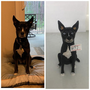 3D Custom Pet Figurines (50% OFF) Free Shipping