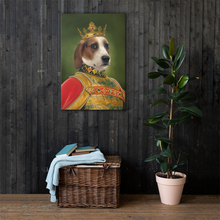 Load image into Gallery viewer, Canvas pet Art