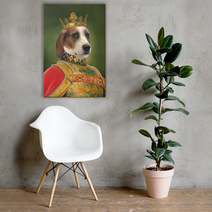 Pet Painting Canvas