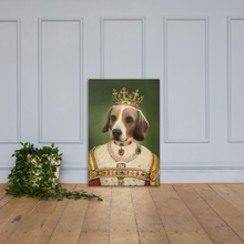 Load image into Gallery viewer, Queen Pet Portrait