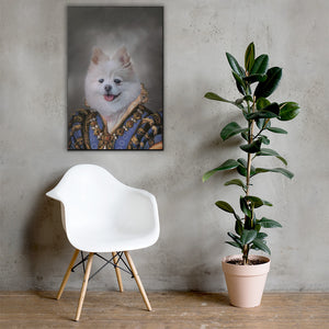 THE ALLURING BEAUTY - PET PORTRAIT (50% OFF)