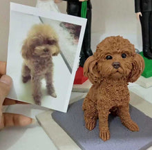 Load image into Gallery viewer, 3D Custom Pet Figurines (50% OFF) Free Shipping