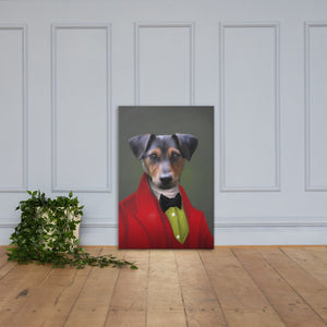 Personalized Custom Pet Portrait