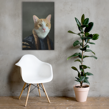Load image into Gallery viewer, Male Pet Portrait Renaissance