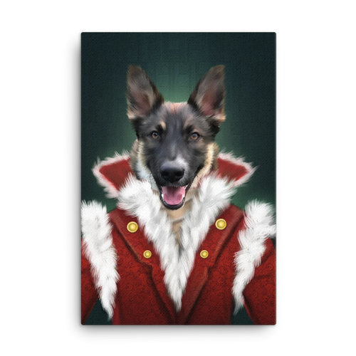 German Shepherd Dog Canvas