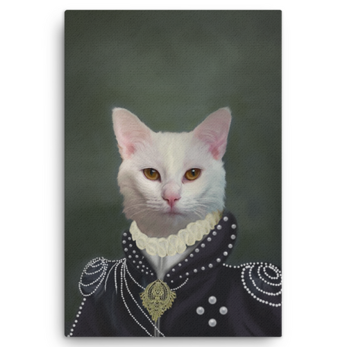 THE ROYAL - CUSTOM PET PORTRAIT (50% OFF)