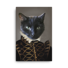 Load image into Gallery viewer, Cat Noble Pet Portrait
