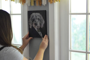 Personalized Pet Paintings