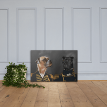 Load image into Gallery viewer, Custom Pet Painting Canvas