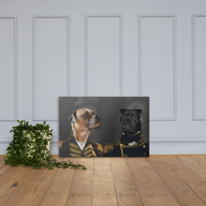 Custom Pet Painting Canvas