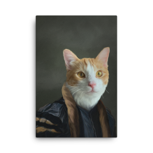 THE COUNT - CUSTOM PET PORTRAIT (50% OFF)