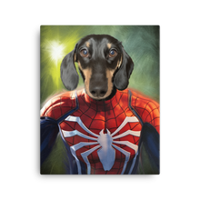 Load image into Gallery viewer, SPIDER MAN PET - CUSTOM PET PORTRAIT (50% OFF)